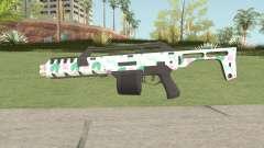 Special Carbine MK2 GTA V (Seapunk) para GTA San Andreas