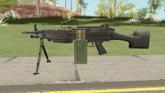 Firearms Source M249 para GTA San Andreas