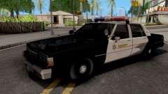 Chevrolet Caprice 1987 Las Venturas Police para GTA San Andreas