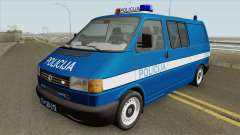 Volkswagen Transporter Mk4 Policija V2 1999