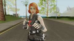 Black Widow (Fortnite Marvel) para GTA San Andreas