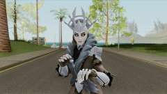 Ice Queen From Fortnite para GTA San Andreas