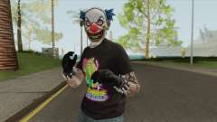 Male Random Skin From GTA V para GTA San Andreas