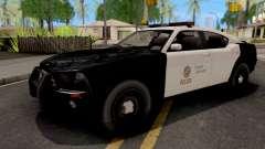 Bravado Buffalo LAPD para GTA San Andreas