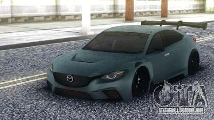 Mazda Atenza DTM para GTA San Andreas