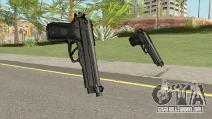 Firearms Source Beretta M9 para GTA San Andreas