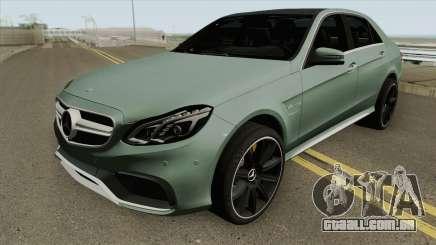 Mercedes-Benz E63 AMG 2013 para GTA San Andreas
