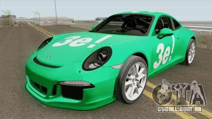 Porsche 911 R 2016 (3E Gang) para GTA San Andreas