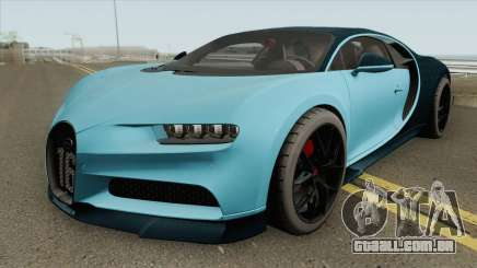 Bugatti Chiron Sports 2018 para GTA San Andreas
