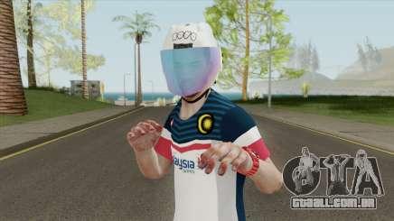 Abstrax Malaysia Clothes para GTA San Andreas