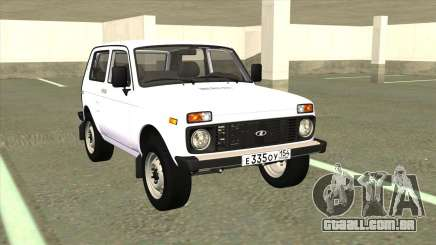 VAZ 2121 Stoke para GTA San Andreas
