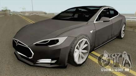 Tesla Model S (SA Style) para GTA San Andreas