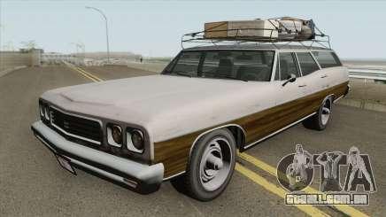Dundreary Regina GTA V (SA Style) para GTA San Andreas