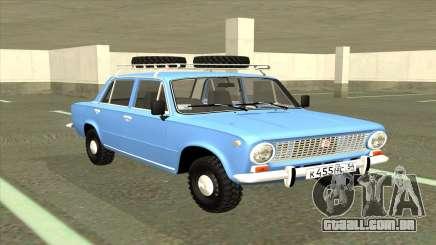 VAZ 2101 Offroad para GTA San Andreas
