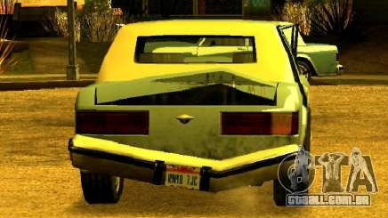 1982-1989 Greenwood Chrysler Quinta Avenida para GTA San Andreas