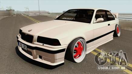 BMW E36 1998 Stance by Hazzard Garage para GTA San Andreas