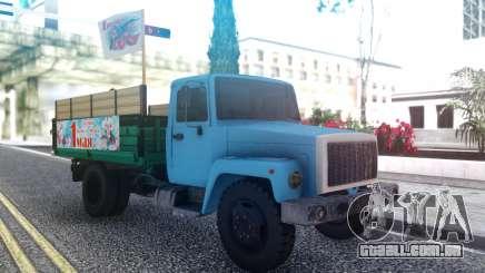 GAZ 3309 Mayday para GTA San Andreas