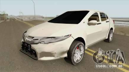 Honda City 2013 Low Poly para GTA San Andreas
