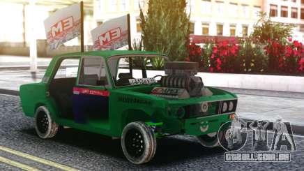 VAZ 2106 Quebrado Sem Portas para GTA San Andreas