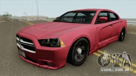 Dodge Charger 2011 (SA Style) para GTA San Andreas