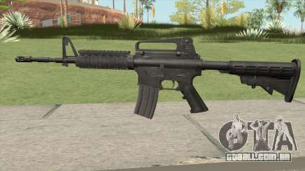 Firearms Source M4A1 para GTA San Andreas