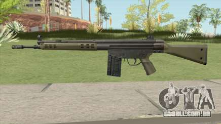Firearms Source G3 para GTA San Andreas