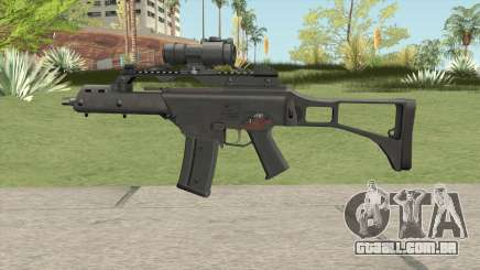 Firearm Source G36C With Aimpoint para GTA San Andreas