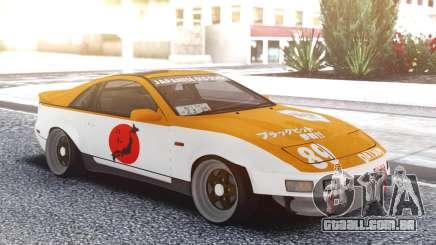 Nissan 300ZX Castom para GTA San Andreas