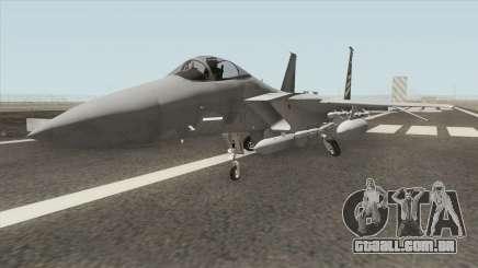 F-15C Trigger (Spare 15) para GTA San Andreas