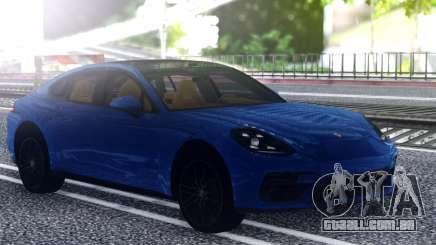Porsche Panamera 2017 para GTA San Andreas