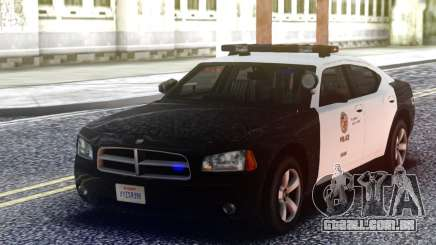 Dodge Charger 2006 Police Package para GTA San Andreas