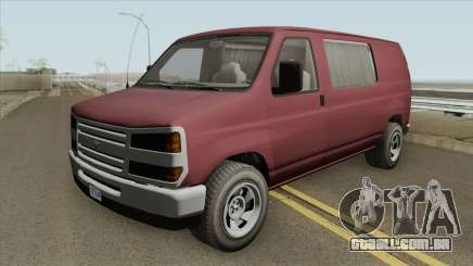 Bravado Rumpo Paradise GTA V para GTA San Andreas