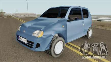 Fiat Seicento para GTA San Andreas