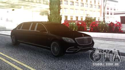 Mercedes-Maybach Pullman 2017-2019 para GTA San Andreas