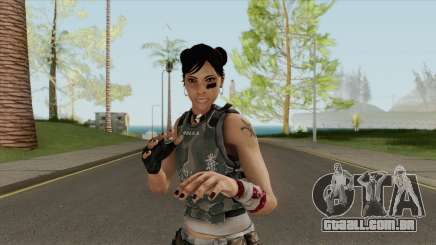 Bella Clarison para GTA San Andreas
