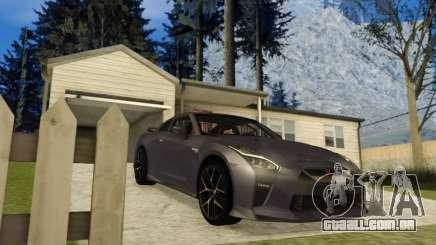 Nissan GT-R Coupe para GTA San Andreas