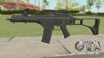 Firearm Source G36C Default para GTA San Andreas