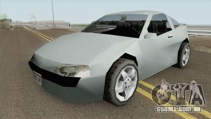 Chevrolet Tigra (SA Style) para GTA San Andreas