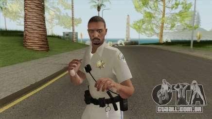 SAHP Officer Skin V3 para GTA San Andreas