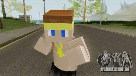 Vagos Minecraft Skin para GTA San Andreas