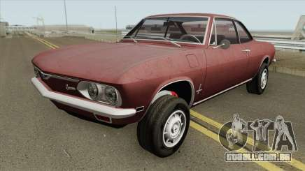 Chevrolet Corvair 1969 para GTA San Andreas