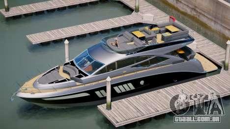 Sea Ray 650 Fly para GTA 5