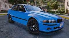 BMW M5 E39 para GTA 5