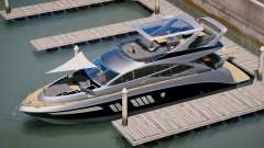 Sea Ray 650 Fly para GTA 5