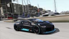 2019 Bugatti Divo para GTA 5
