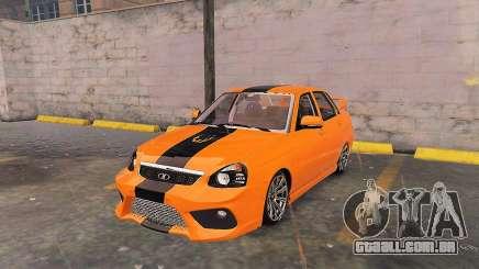 Lada Priora Tuning para GTA 5