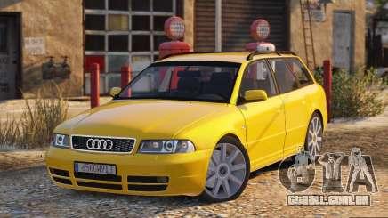 Audi S4 Avant 1999 para GTA 5