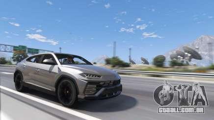 Lamborghini Urus para GTA 5