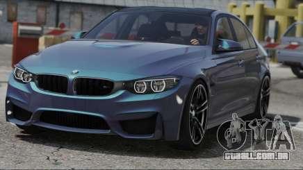 2015 BMW M3 F30 para GTA 5