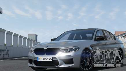 BMW M5 Competition (F90) 2019 para GTA 5